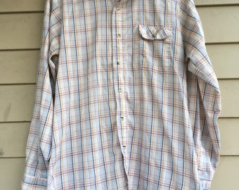 M 70s Levis cotton shirt