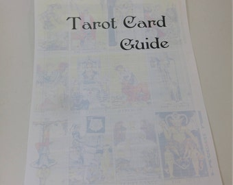 Tarot Guide For Beginners! Read Tarot like a Pro! Readings Psychic Paranormal