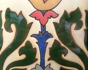 Art Nouveau Art Tile