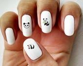 Panda - Water Slide Nail ...