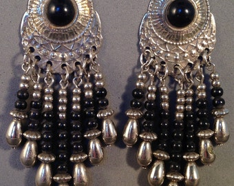 Vintage Classic Spanish Style Earrings