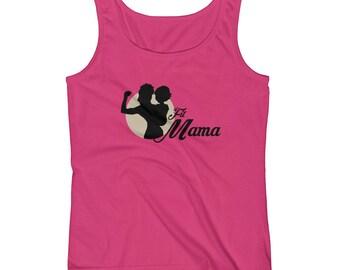 Ladies' Tank Fitmama