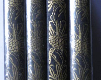 Works of Algernon Charles Swinburne Golden Pine Edition 4 Volumes 1917
