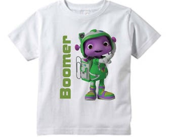 Boomer t-shirt / Floogals Custom t-shirt