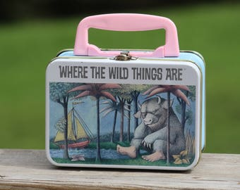 Universal, Where The Wild Things Are Mini Lunchbox