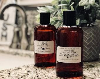 Pure All-Natural Vegan Hand Soap