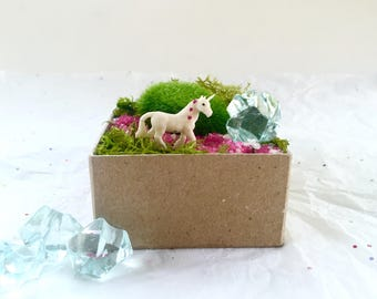 Mini Unicorn Habitat Kit