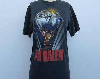 0676 - Van Halen - 5150 - World Tour - T shirt