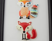 Fox Needleminder / Tribal Fox Needle Minder