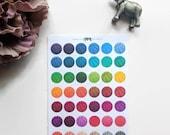 Basketball Stickers - 42 Basketball Stickers - Matte Stickers