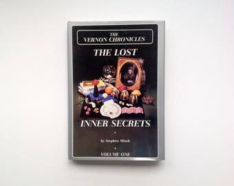 The Vernon Chronicles : The Lost Inner Secrets - Volume 1 - By Stephen Minch - Excellent Condition