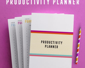 daily hourly planner pdf etsy