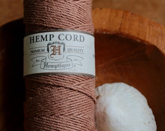 Hemp Cord Ligth Brown