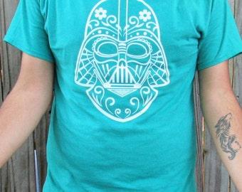 Star Wars Darth Vader Sugar Skull Shirt