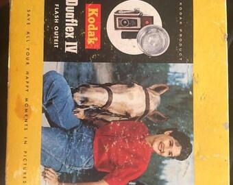 Vintage Kodak Duaflex IV