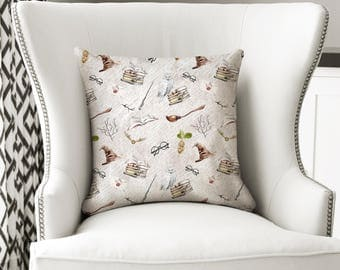 In Search Of The Magic - Throw Pillow