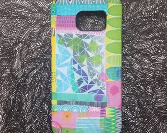 Sketch - unique artist designed mobile phone/cell phone cover/case for iPhone and Samsung Galaxy