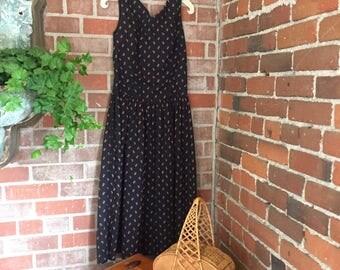 Vintage Cherry Dress