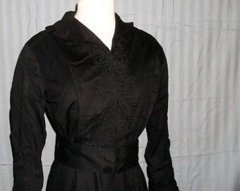 Vintage Edwardian Lady's Suit, Coat and Skirt