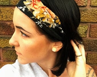 Women's Headband, Elastic Bound, One Size Fits All, Women's Fashion, Accessories, Hair Accessories