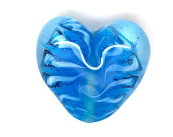 Aqua Heartwith a twister inside