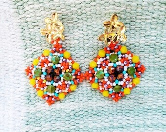 Orecchini-Earrings Medhya