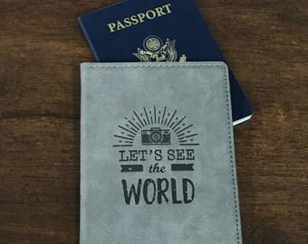 Custom Passport holder, Personalized Passport Holder, Passport wallet, Passport cover, Personalized passport wallet, Custom Passport Cover,