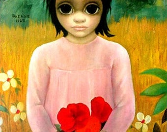 Girl of the Islands By Margaret Keane