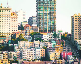 San Francisco, CA - Photo Prints by Christian Caves