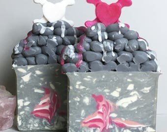 Stone Cold Love ~ Handmade Cold Process Soap