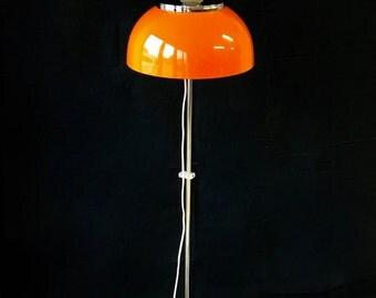 Floor Lamp Vintage Etsy Uk