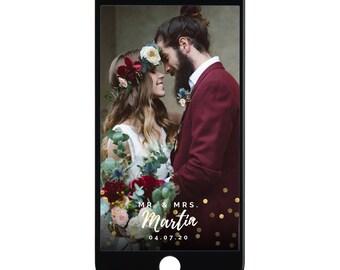 Wedding Snapchat Filter Wedding Snapchat Geofilter Wedding Snapchat Wedding Geofilter Wedding Filter Wedding Snap Chat Gold Glitter Filter