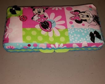 Minnie Mouse Baby Wipe Case