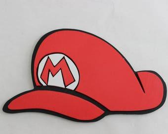 Wooden Mario Hat