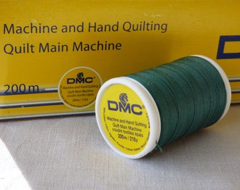 DMC ART 202 QUILT HAND AND MACHINE COLLAR 501
