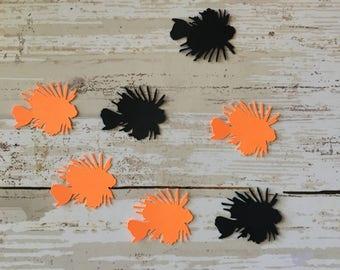 Lion Fish Confetti