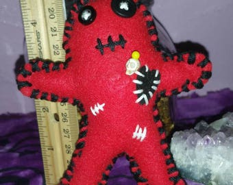 Voodoo Doll, Poppet, Pagan/Wiccan Doll