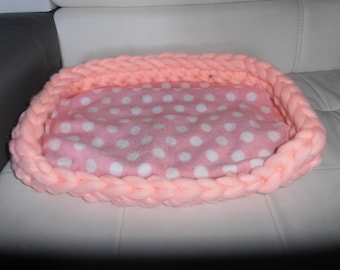 Basket wool bulky