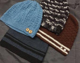 100% wool hat/toque