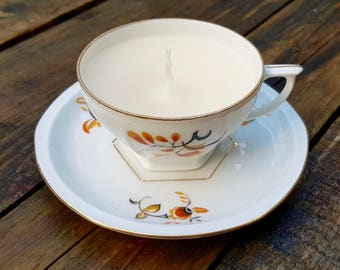 Mini Teacup Candle