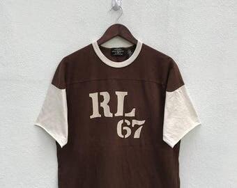 20% OFF Vintage Polo Ralph Lauren RL 67 Polo Sport Polo 1992 T Shirt