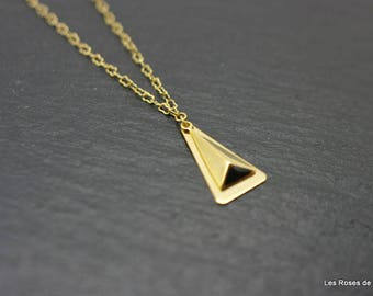 Pendant triangle chart for