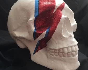 Skull - Black star