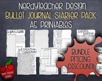 Bullet Journal Starter Pack