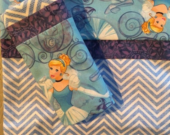 Disneys Cinderella pillowcases
