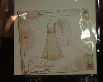 Celebrate Wedding Card