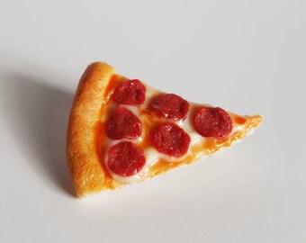 Pepperoni Pizza Pin