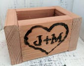 Set of 5 Wood Boxes | Wed...