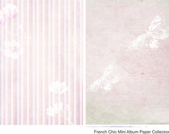French Chic Mini Album