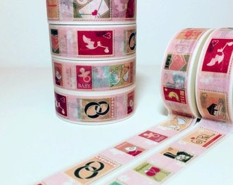 30% OFF ENTIRE STORE On Sale, Celebration Stamps, Love, Weddings, Babies, Washi Tape